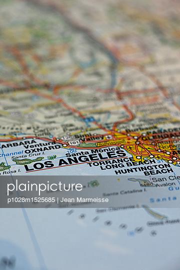 Los Angeles, California, USA - p1028m1525685 von Jean Marmeisse