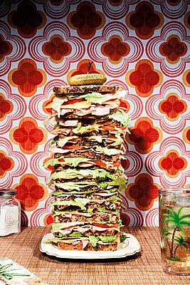 XXL Sandwich - p1094m2057248 by Patrick Strattner