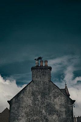 House in Stornoway, Scotland - p470m2108844 by Ingrid Michel