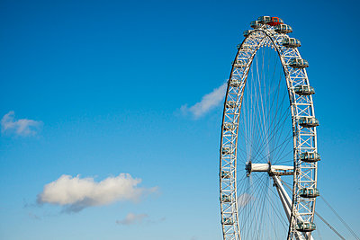 London Eye, London, England, UK - p429m976560 by Mischa Keijser