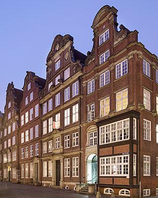Altstadt Hamburg - p1222m1223147 von Jérome Gerull