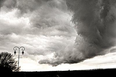 Sturmwolken - p8290122 von Régis Domergue