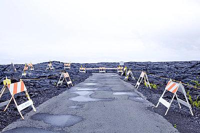 Hawaii landscape - p9070053 by Anna Fritsch