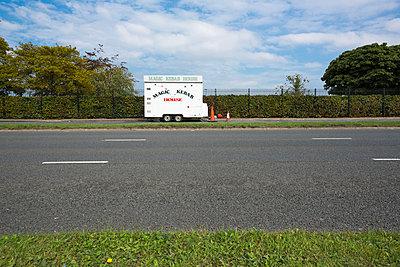 Imbisswagen - p1057m833693 von Stephen Shepherd