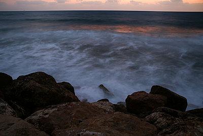 Israel, Stürmische See - p1643m2229377 von janice mersiovsky