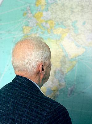 Weltkarte - p6060365 von Iris Friedrich