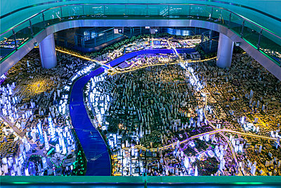 Shanghai Urban Planning Exhibition Center - p1558m2132789 by Luca Casonato
