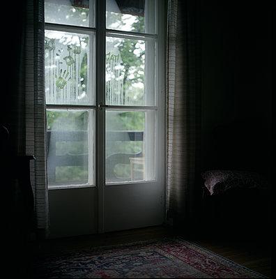 Steam on a window - p1610m2185288 by myriam tirler