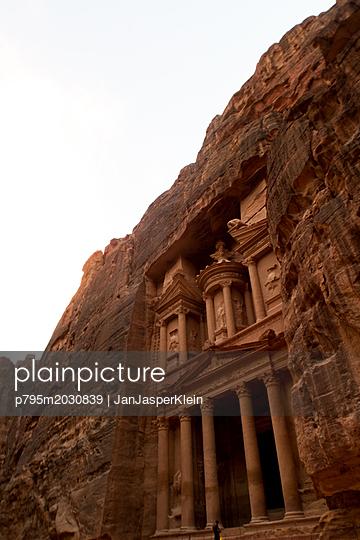 Schatzhaus, Petra, Unesco-Weltkulturerbe - p795m2030839 von Janklein