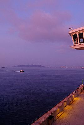 Ibiza, Cruise ship - p1105m2125123 by Virginie Plauchut