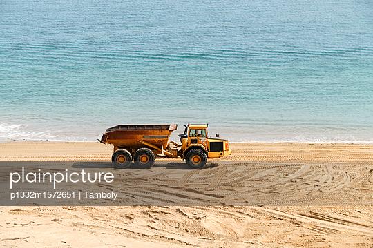 Strandwartung - p1332m1572651 von Tamboly