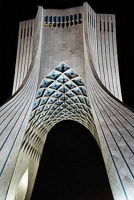 Freiheitsturm Teheran, Azadi Platz - p1146m1445150 von Stephanie Uhlenbrock