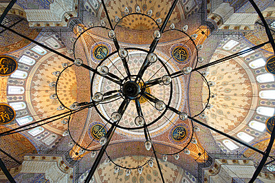 Neue Moschee, Yeni Cami - Istanbul - p1259m1064560 von J.-P. Westermann