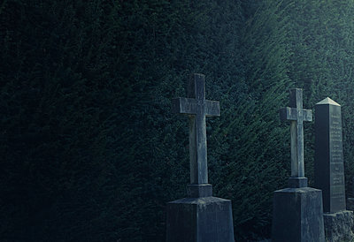 Graveyard - p922m2071490 by Juliette Chretien