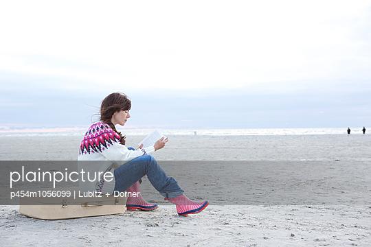 Endlich Zeit zum Lesen - p454m1056099 von Lubitz + Dorner