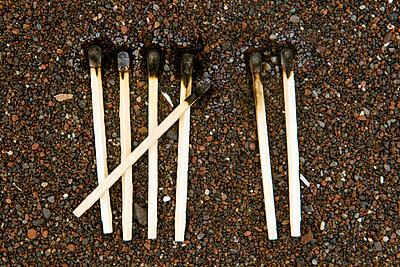 Matches - p4511047 by Anja Weber-Decker