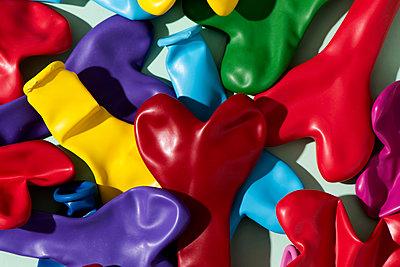 Balloons - p1423m2063633 by JUAN MOYANO