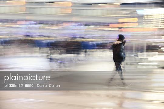 In der Stadt unterwegs - p1335m1216550 von Daniel Cullen