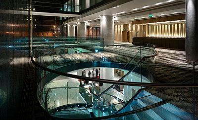 Hilton Hotel Tower, 303 Deansgate, Manchester. - p8550725 by Daniel Hopkinson