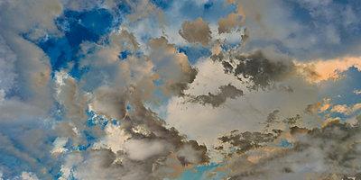 Wolkenformation - p587m2227479 von Spitta + Hellwig