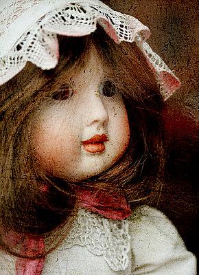 Antike Puppe - p4500182 von Hanka Steidle