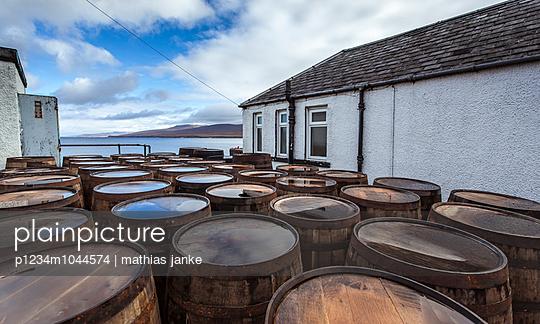Destille am Meer - p1234m1044574 von mathias janke