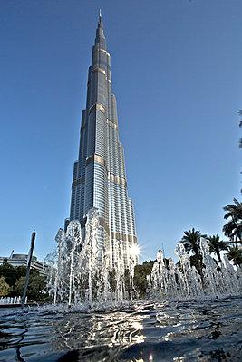 Burj Khalifa - p1276m1092498 by LIQUID
