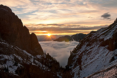 Dolomites - p470m1090558 by Ingrid Michel