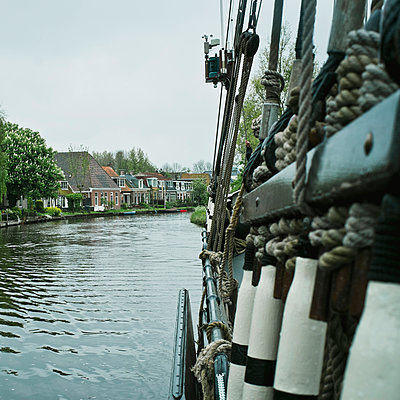 Friesland, Netherlands - p989m1042875 by Gine Seitz
