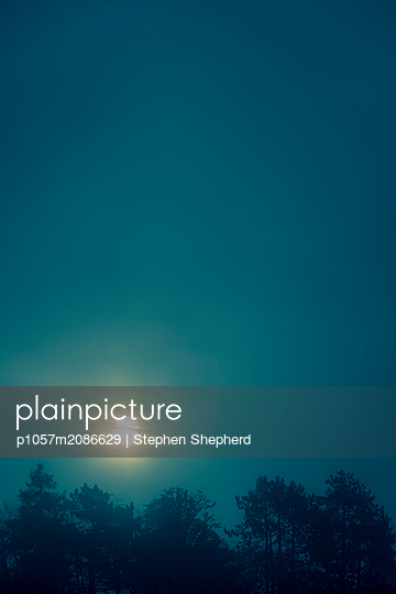 Düstere Stimmung - p1057m2086629 von Stephen Shepherd