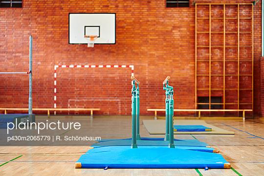 Turnhalle - p430m2065779 von R. Schönebaum