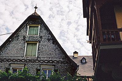 Schieferhaus in Beilstein - p9792942 von Lemmler
