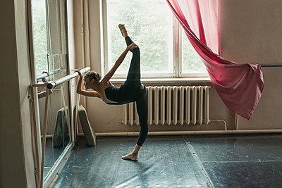 Ballerina - p1476m1574745 by Yulia Artemyeva