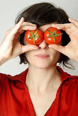 Tomaten auf den Augen - p5200048 von Jasmin Noé