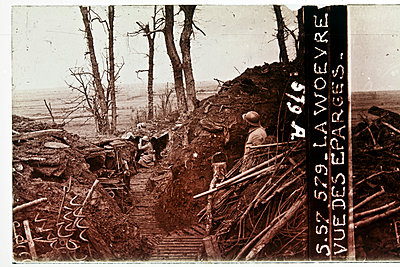 World war one, soldiers - p265m1486795 by Oote Boe