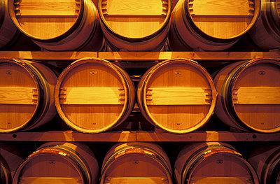 Wine casks - p2680040 by Oliver Rüther