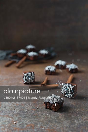 Mini(schoko-zimt)kuchen - p300m2167404 von Mandy Reschke