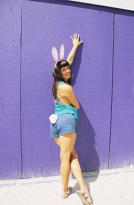 Hare - p0450648 by Jasmin Sander