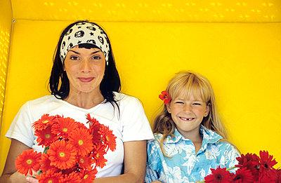 Mutter und Tochter - p0451002 von Jasmin Sander