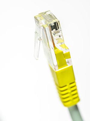 Netzwerkstecker - p401m2013548 von Frank Baquet