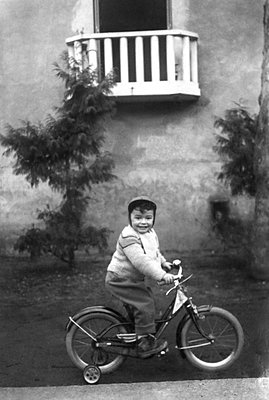 Child learning to cycle - p8130471 by B.Jaubert