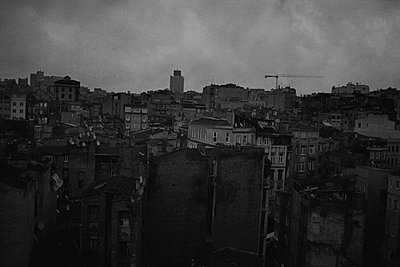 Dwelling houses in Istanbul   - p8476567 by Stefan Bladh