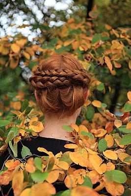 Im Einklang mit dem Herbst - p045m1044143 von Jasmin Sander