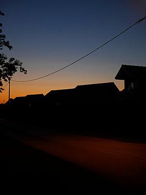 Nightfall  - p1028m2289330 by Jean Marmeisse