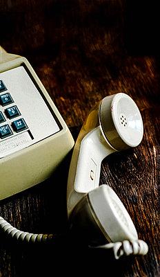 Telephonhörer - p1190m2038561 von Sarah Eick
