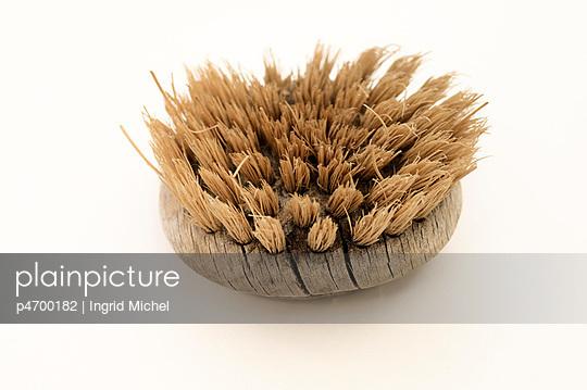 Dishwashing brush - p4700182 by Ingrid Michel