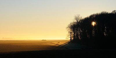 Sonnenaufgang - p1137m987239 von Yann Grancher