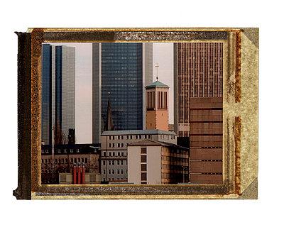 Skyline Frankfurt - p4170086 von Pat Meise