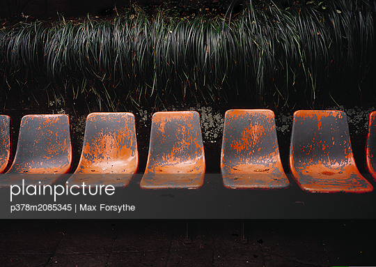 Chairs,Venice - p378m2085345 by Max Forsythe