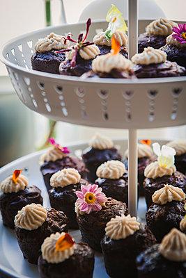 Muffins - p1150m2071191 von Elise Ortiou Campion